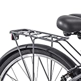 "700c Royce Union RMY Womens 21-Speed Hybrid Comfort Bike, 15"" Aluminum Frame, Pearl Blue"