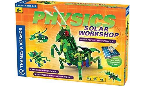 Thames Kosmos Physics Workshop Science
