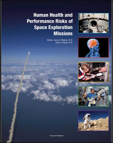 Human Health and Performance Risks of Space Exploration Missions: Evidence Reviewed by the NASA Human Research Program - Radiation and Cancer, Behavioral Health, EVA, Spacesuits (NASA SP-2009-3405)