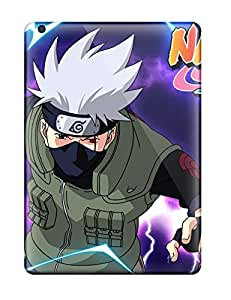 Rolanlark Ipad Air Well-designed Hard Case Cover Naruto Kakashi Protector