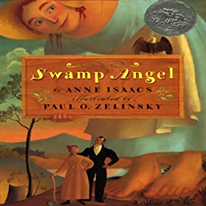Swamp Angel Audiobook by Anne Issacs Narrated by Allison Moorer