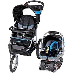 Blue Jogging Strollers
