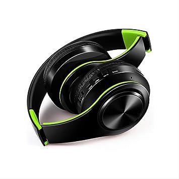 JIA Auriculares inalámbricos Bluetooth Auriculares estéreo ...