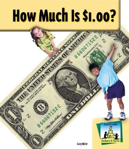 Read Online How Much Is $1.00? (SandCastle: Dollars & Cents) ebook