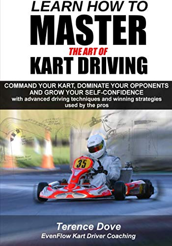- Learn How To Master The Art Of Kart Driving: Command your kart, dominate your opponents and grow your self-confidence with advanced driving techniques and winning strategies used by the pros.