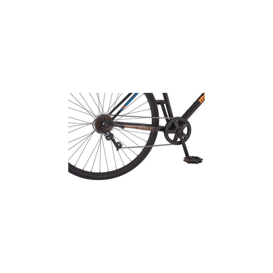Rigid Urban style Steel Frame Mongoose Adult Bike