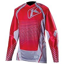 Klim 3109-002-140-100 Mojave Jersey LG Red