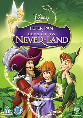Peter Pan 2: Return to Neverland [DVD] [2002] (Pans Oven Microwave Oven)