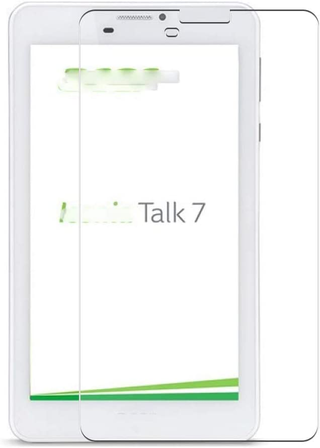 Puccy 4 Pack Screen Protector Film, compatible with acer Iconia Talk 7 B1-723 7