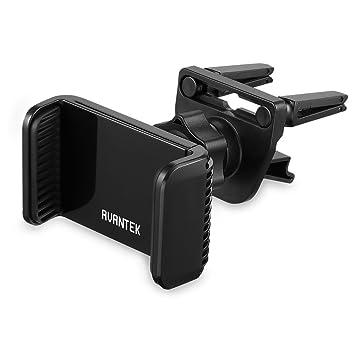 AVANTEK Universal Cell Phone Air Vent Car Mount Holder Cradle - Black