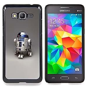 SKCASE Center / Funda Carcasa protectora - Robot R2D2;;;;;;;; - Samsung Galaxy Grand Prime G530H / DS