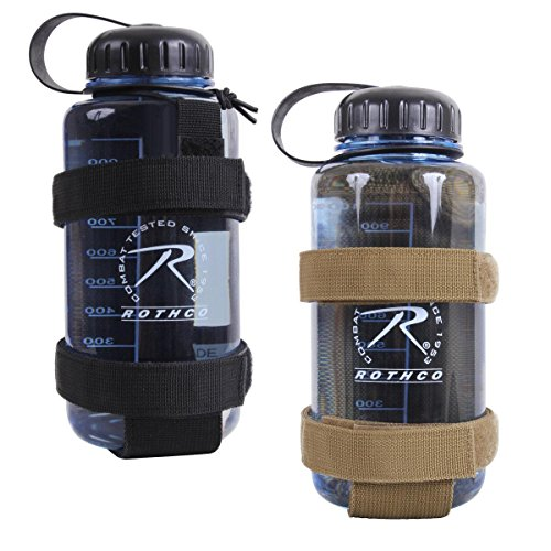 Rothco Lightweight MOLLE Bottle Carrier