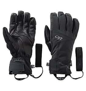 Outdoor Research Illuminator Sensor Gloves, Black, XS