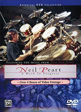 Amazon Com Neil Peart A Work In Progress Neil Peart Movies Tv