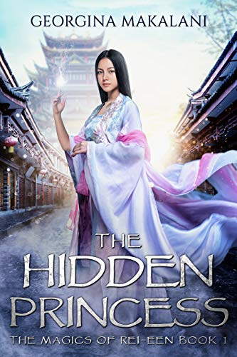 The Hidden Princess by Georgina Makalani ebook deal