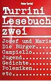 Turrini Lesebuch, in 2 Bdn., Bd.2, Stücke, Film, Gedichte, Reaktionen etc.