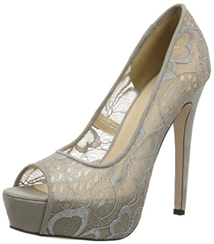 Little Mistress Polly - Tacones Mujer Gris