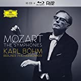 Music - Mozart: The Complete Symphonies [10 CD/Blu-ray Audio]