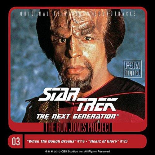 Star Trek: The Next Generation, 3: When the Bough Breaks/Heart of Glory
