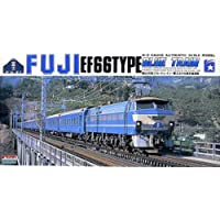 1/80 model kit HO Train series EF66 electric