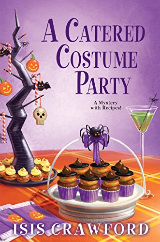 A Catered Costume Party (A Mystery With Recipes)]()
