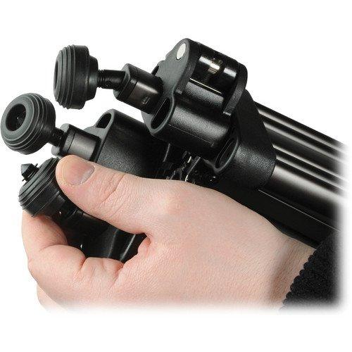Magnus VT-4000 Professional High Performance Tripod System with Fluid Head