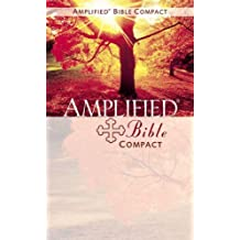 Amplified Bible, Compact, Hardcover