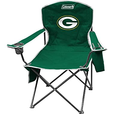 NFL Packers Cooler Quad Chair