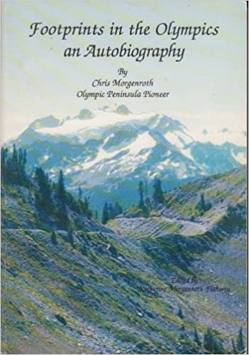 Footprints in the Olympics: An Autobiography, Morgenroth, Chris
