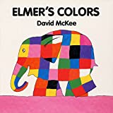Elmer's Colors Board Book (Elmer Books)