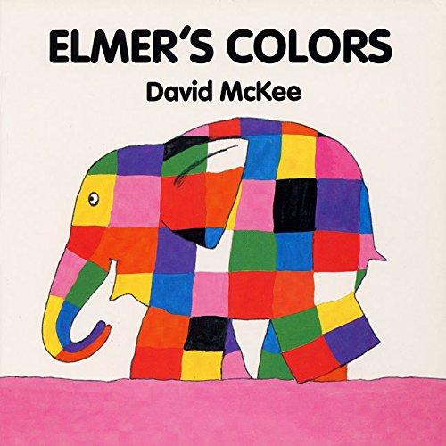 Elmers Colours - 1
