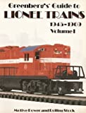 Greenberg's Guide to Lionel Trains, 1945-1969, Bruce Greenberg, 0897781929