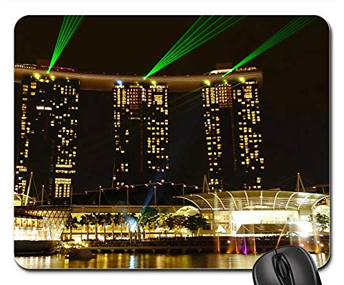 (Mouse Pads - Singapore Marina Bay Sands Singapore)