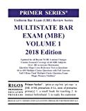 Rigos Primer Series Uniform Bar Exam (UBE)  Multistate Bar Exam (MBE) Volume 1
