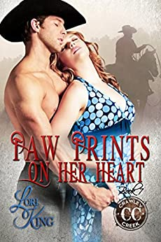 Paw Prints on Her Heart (Crawley Creek Ranch Book 7) by [King, Lori]