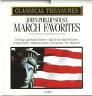 Classical Treasures - March Favorites