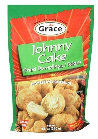 Grace Johnny Cake Mix 12 Pack