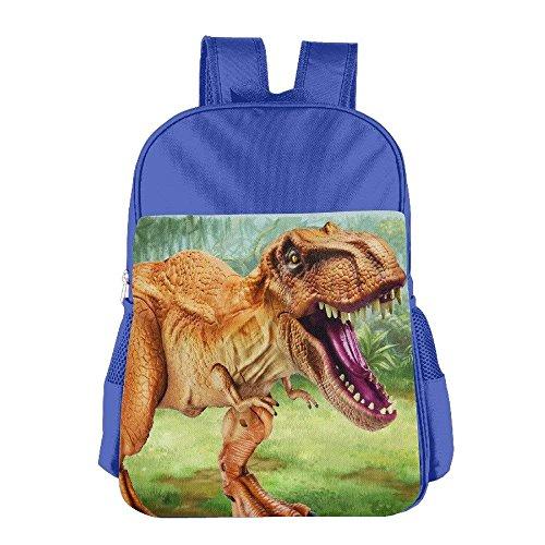 82edd7df3bbb Gibberkid Children Dinosaur T-Rex School Bag Bookbag Boys Girls For 4-15