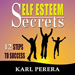 Self-Esteem Secrets Audiobook