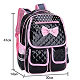 #3: Urmiss Cute Bow Bowknot Backpack Lovely Heart Rucksack Toy Bag Zoo School Travel Bags for Baby Boys Girls Kids Toddler