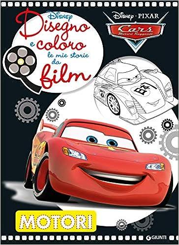 cars staccattacca e colora ediz illustrata