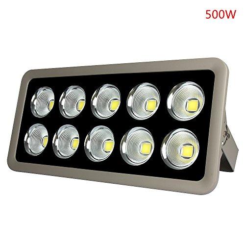 Warm White, 400W : LED Floodlight AC 85-265V COB 200W 300W 4