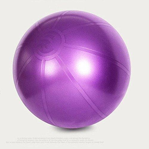 Équilibrer la balle Balle de fitness Balle de yoga Épaississement Explosion - Balle de conditionnement physique Balle de yoga Balle de gymnastique sans tache environnementale balle de gymnastique