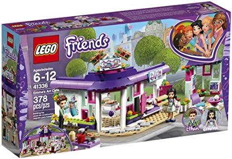 Ethan Prankzy LEGO Friends Figur Minifig Bub Junge Boy Sprayer Emma 41336