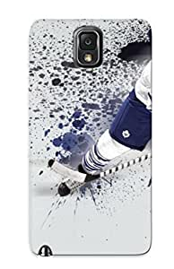 Galaxy Note 3 Case Cover - Slim Fit Tpu Protector Shock Absorbent Case (nhl)