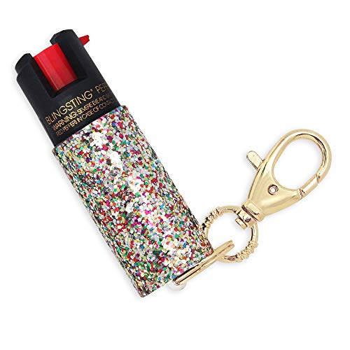 super-cute pepper spray Keychain