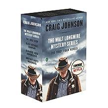 The Walt Longmire Mystery Series Boxed Set Volumes 1-4