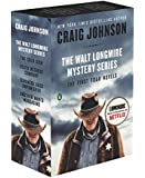 The Walt Longmire Mystery Series Boxed Set Volumes 1-4 (Walt Longmire Mysteries)