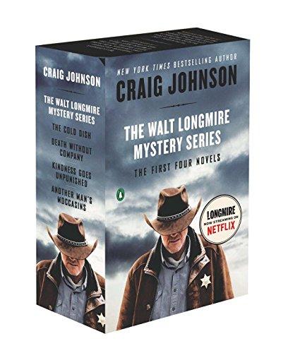 The Walt Longmire Mystery Series Boxed Set Volumes 1-4 (Walt Longmire Mysteries)