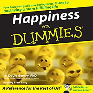 Happiness for Dummies Audiobook